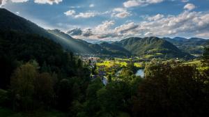 Ретрит Рами равным образом Марины Блект на Словении: 0-9 октября